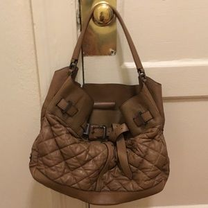 Burberry Enmore Medium Hobo